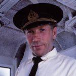 Russian Navy Ship Captain